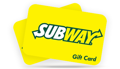Subway Gift Card Balance Check